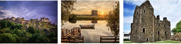 castlesscotland